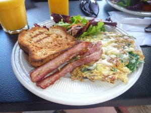 Selwood Greens Kale Scramble