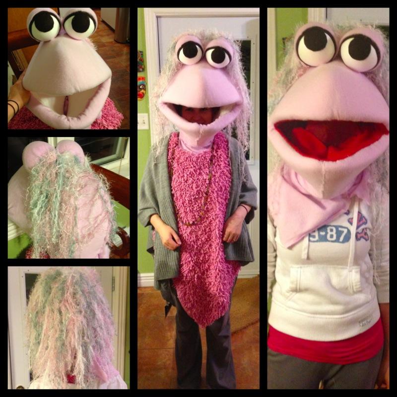 susannes boyfriend - Fraggle Rock Halloween Costumes