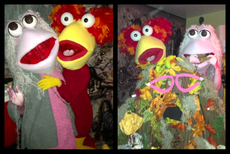 oh - Fraggle Rock Halloween Costumes
