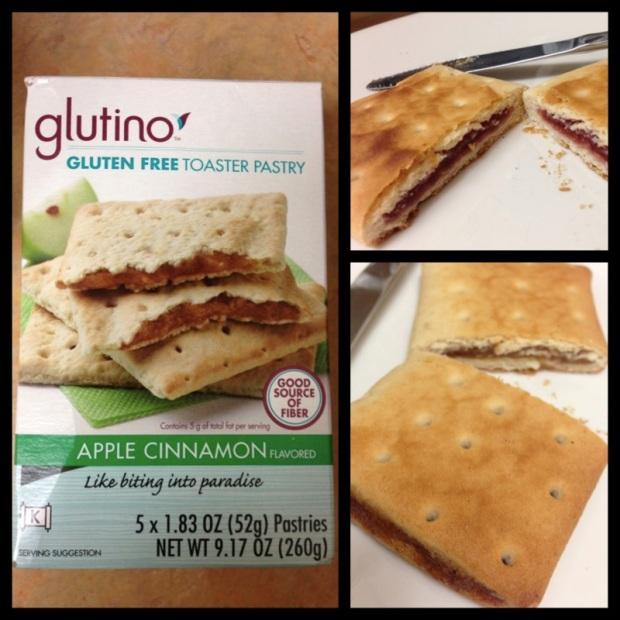 Glutino Gluten-Free Toaster Pastry